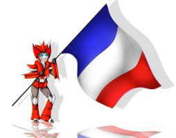 I'M FRENCH ! by VendettaPrimus
