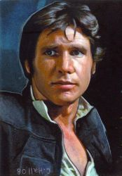 han solo close card by charles-hall