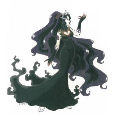 The Wicked Queen by Lustrare