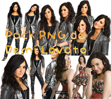 Demi Lovato Png Pack by Dolly-Editions