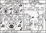 December Christmas Carol by Megamink1997