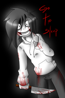 Jeff the killer by Any1995