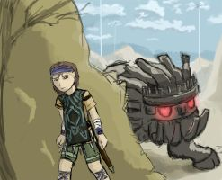 The 14th Colossus by H-Guderian