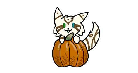 Juniper Pumpkin by Ask-Darkforest-Ivy