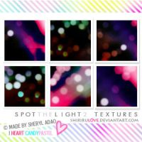 Icon Texture: Spot the Light 2 by shirirul0ve