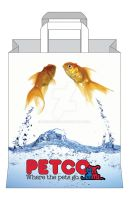 Petco Shopping Bag by KriticKilled