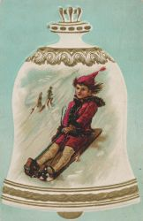 Victorian Advertising - Winter Joys by Yesterdays-Paper