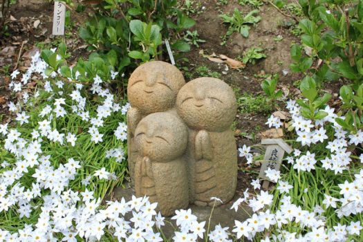 Monk Statues? by InuTsume