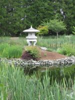 Japanese Garden stock 2 by chamberstock