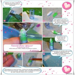 ice effect fimo tutorial by gaiamini