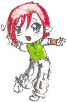 Another Chibi... by Chibzies
