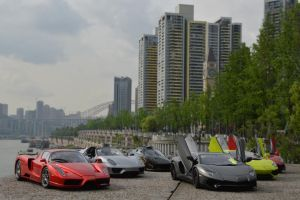 Supercars for everyone 2 by nismoz