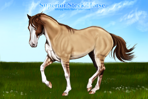 H-S-H-A Superior stock ref by Drachenberg-Manor