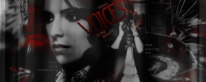 #Signature110 - Voices by xXForainXx