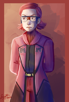 Maxie by TheHomicidalPigeon