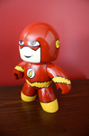 Mighty Mugg Flash Front by DESIGNOOB