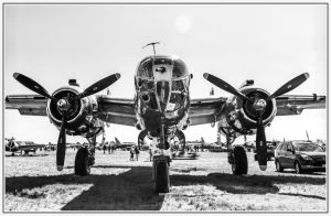B-25J 'Panchito'  #10 by Roger-Wilco-66