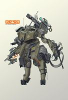 ASSAULT MECH by HYDROGEARS