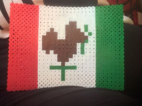 Mexican Flag by AndyfoxReshiram03