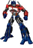 Optimus Redesign Preview by jameson9101322