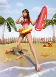 Samantha Lifeguard by Woodys3d