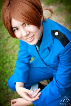 Hetalia: Cutie Italy by LiquidCocaine-Photos