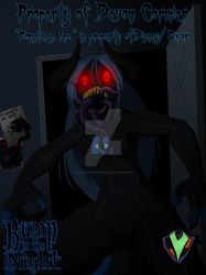 Bump in the Night - Monsters, Inc. by PlayboyVampire