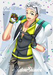 Professor Willow by KatouShinobu