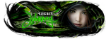 Girl Abstract Forum Signature by LeNouveau
