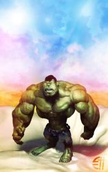 Hulky SMASH by H-Ethan