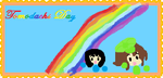 Tomodachi Day Stamp by MirabelleLeaf31