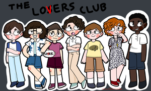 the losers club by bombrushblush