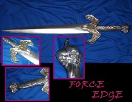 Force Edge by Otaru-Shirou