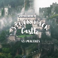 +Stock Pack||Castle||01 by amethxyst