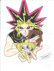 Yugioh by Alusis