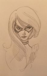 Black Cat 11 by SergioXantos