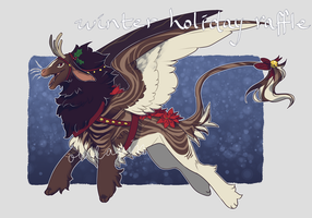 Winter Design Raffle! [closed] by owlapin
