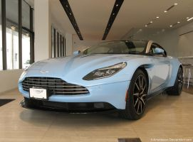Aston Martin DB11 by S-Amadeaus