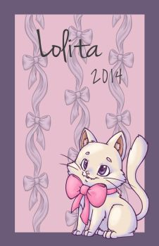 Lolita Calendar Cover by BeyondInfinite