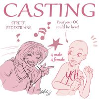 Casting 02 - WITCH Sovereigns - CLOSED by YummingDoe4