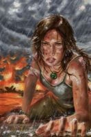 Tomb Raider Reborn - Rise of Lara by FrancescaBaerald