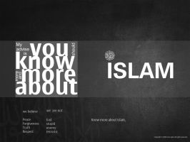 know more about islam by noorsalah