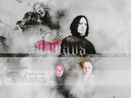 'it's real for us', said snape by mrsdiehard