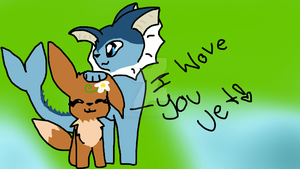 Bonnies first words! by Bindiluckycat
