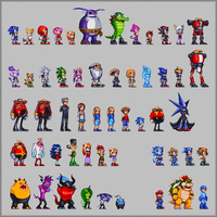 [Expanse Style] - Sprite Compilation by Cylent-Nite