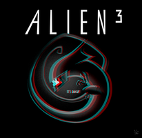 Alien Deco: The Third 3D by ivewhiz