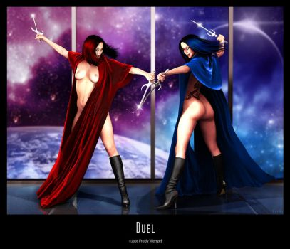 Duel by Fredy3D