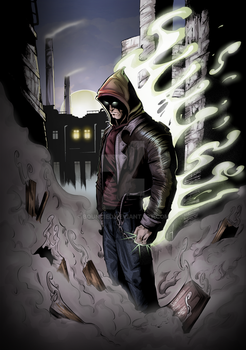 The Changer # 1 Cover EGS FINISHED by BouncieD