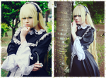 GOSICK - Petite Fille d'or by NeeYumi