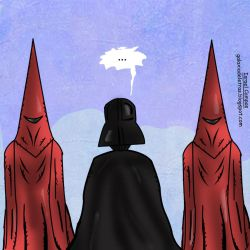 Easter in the Death Star by IsraelCampos